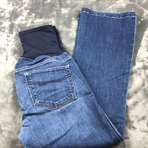 GAP Maternity Long & Lean Jeans size 4